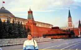 plaza roja Moscu