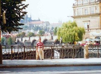 Puente de Carlos IV panoramica