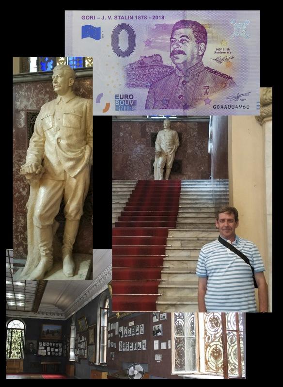 Miscelanea Stalin y Museo Gori