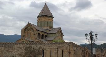 Catedral de Svetitskhoveli en Mtskheta